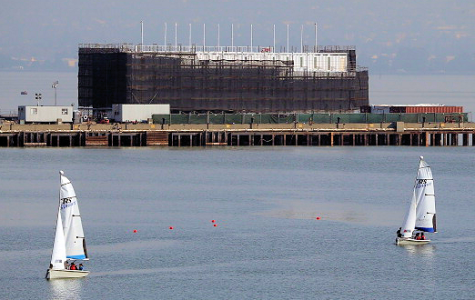 Mysterious Google Barge