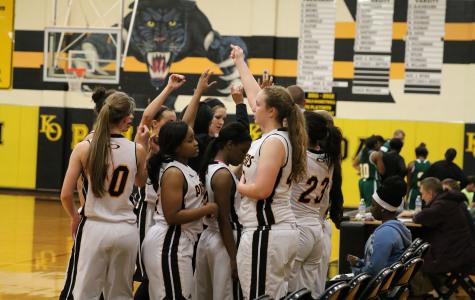 Girls' basketball finishes season