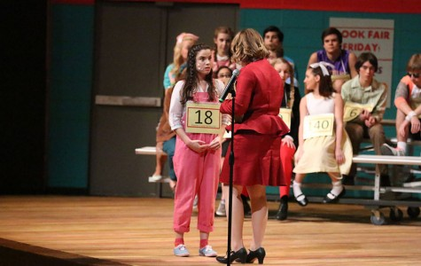 The 25th Annual Putnam County Spelling Bee Musical