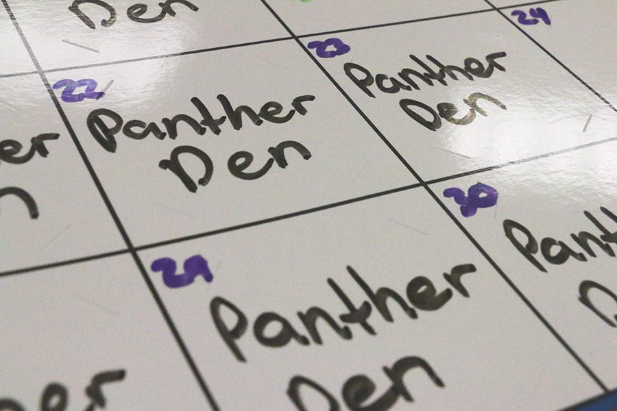 Daily Panther Den