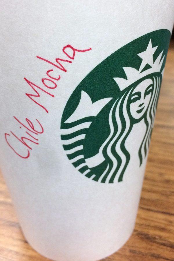 Starbucks' Chile Mocha