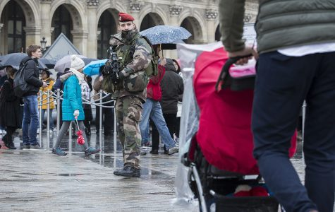Paris Soldier Shoots Suspected Terrorist