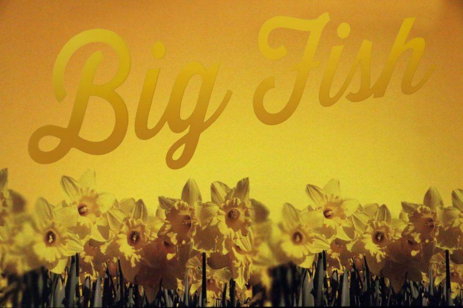 BTS of Big Fish