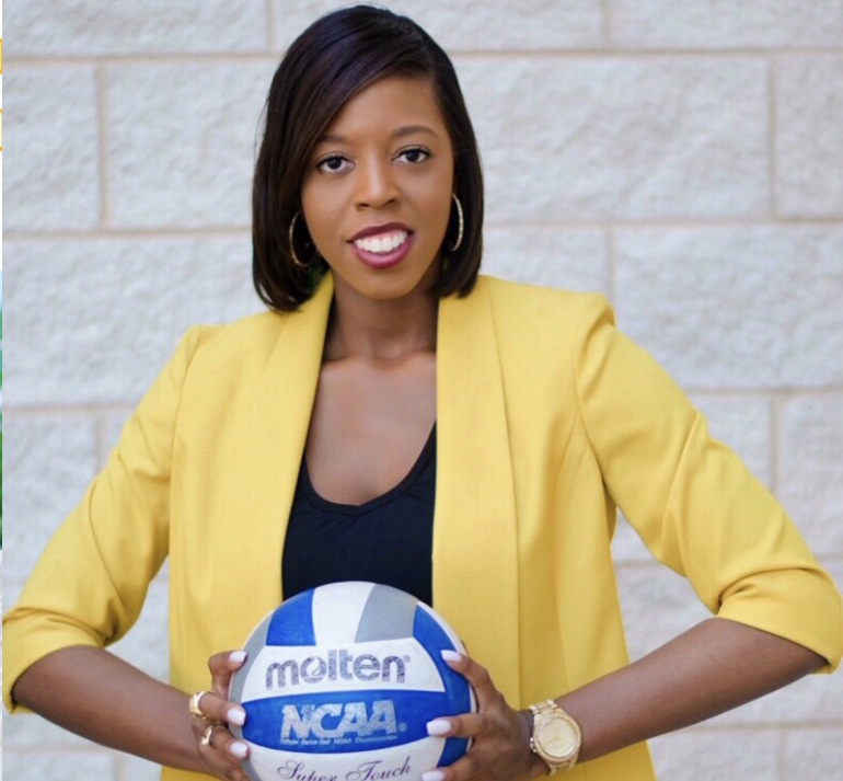 Cherise+Coleman+is+the+new+Head+Volleyball+Coach+at+Klein+Oak+HS