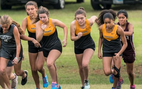Oak Girls Cross Country Team Sets a Quick Pace