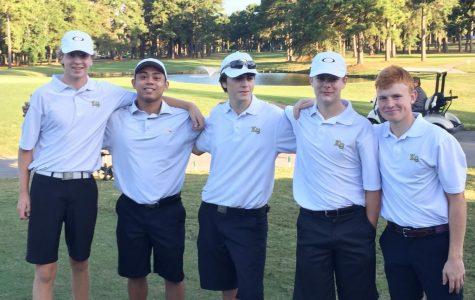 Men's Golf Starts Challenging Season