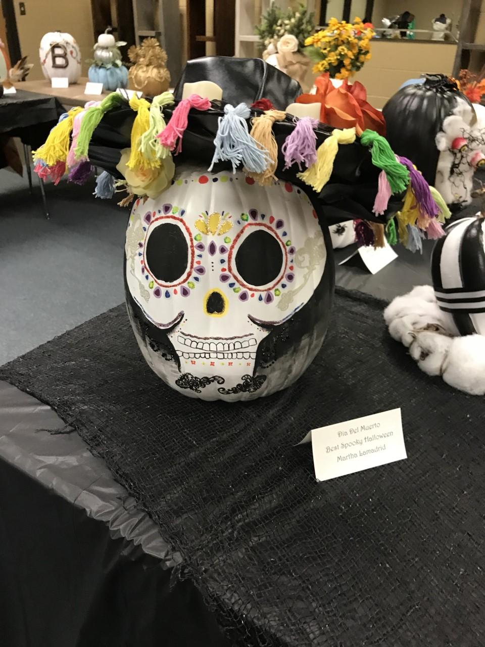 KEAKIA Day Of The Dead Sugar Skull