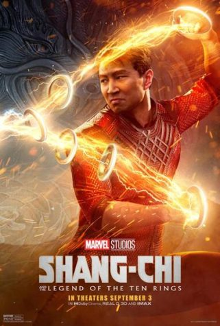 Actor Simu Liu stars as the main character in Shang-Chi and the Legend of the Ten Rings.